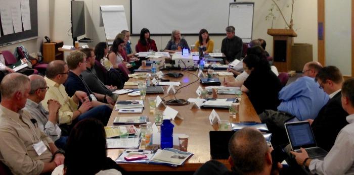 Photo of Collaboration workshop