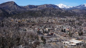 Photo of downtown Durango, Colorado