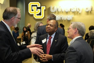 Photo of Kevin Patterson at Educ Policy Event