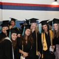 Photo of SPA graduates