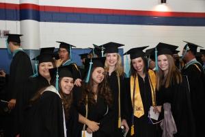Photo of SPA graduates