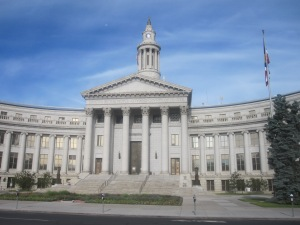 Photo of Denver city and county bldg