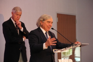 Photo of Energy Secretary Moniz