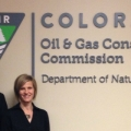 Photo of Tanya and Chris at COGCC