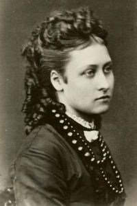 Photo of Victorian woman