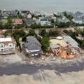 Photo of Hurricane Sandy damage