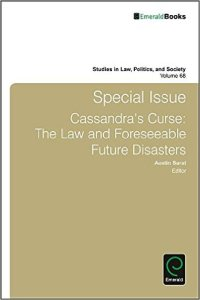 Cover of Cassandra's Curse