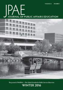 Cover of JPAE
