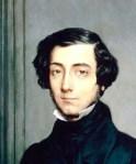 Painting of de Tocqueville