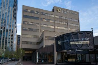 Photo of CU Annex building