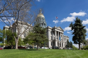 Photo of Colo. state capitol