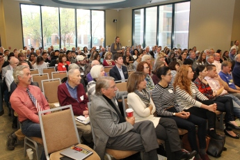 Photo of event attendees