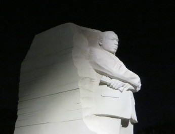 Photos of MLK Jr Memorial