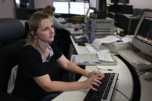 Photo of 911 operator