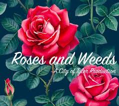 Roses and Weeds podcast logo