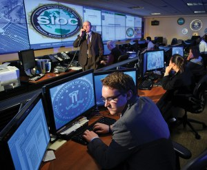 Intel command center